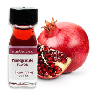 Pomegranate Flavor 1 Dram LorAnn Oils Flavoring - Bake Supply Plus