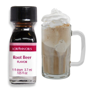 Root Beer Flavor 1 Dram LorAnn Oils Flavoring - Bake Supply Plus