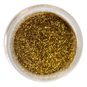 Royal Gold Disco Dust Sunflower Sugar Art Disco Dust - Bake Supply Plus
