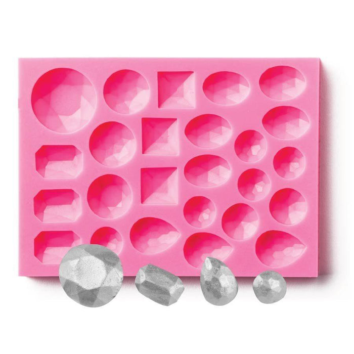 Gems Assorted Silicone Mold