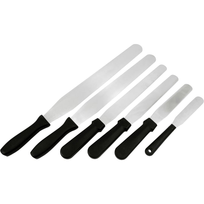 Fat Daddio's Straight Blade Spatulas — All Sizes