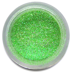 Sour Apple Disco Dust Sunflower Sugar Art Disco Dust - Bake Supply Plus