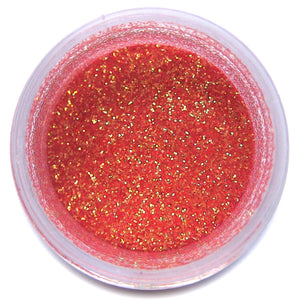 Strawberry Disco Dust Sunflower Sugar Art Disco Dust - Bake Supply Plus