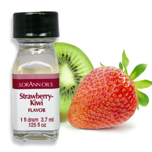 Strawberry Kiwi Flavor 1 Dram LorAnn Oils Flavoring - Bake Supply Plus