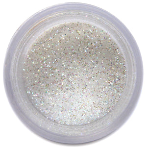 Super White Disco Dust Sunflower Sugar Art Disco Dust - Bake Supply Plus