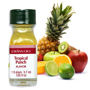 Tropical Punch Flavor 1 Dram LorAnn Oils Flavoring - Bake Supply Plus