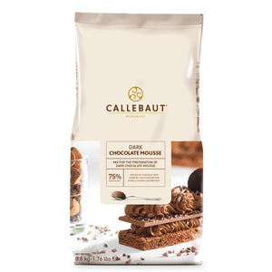 Callebaut Instant Powder for Dark Chocolate Mousse Callebaut Mix - Bake Supply Plus
