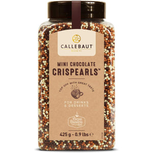 Callebaut Mini Chocolate Crispearls 425g