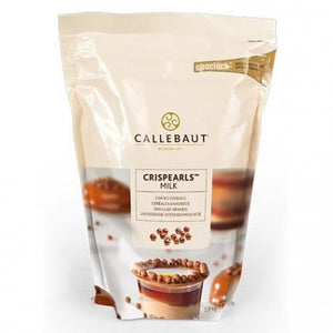 Callebaut Crispearls™ Milk Callebaut Chocolate Topping - Bake Supply Plus