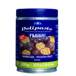 Fabbri Passion Fruit Delipaste/Compound Fabbri Flavoring Paste - Bake Supply Plus