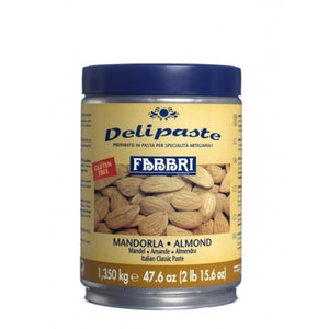 Fabbri Almond Delipaste/Compound Fabbri Flavoring Paste - Bake Supply Plus