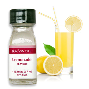 Lemonade Flavor 1 Dram LorAnn Oils Flavoring - Bake Supply Plus
