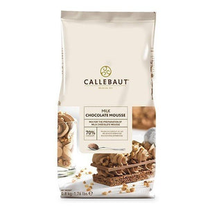 Callebaut Instant Powder for Milk Chocolate Mousse