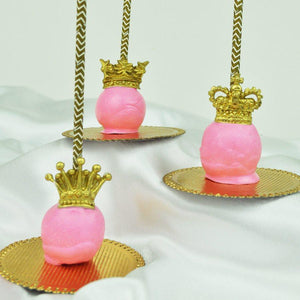Crown Trio Mold NY Cake Silicone Mold - Bake Supply Plus