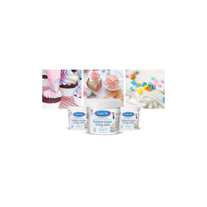 Satin Ice Buttercream Icing Mix Satin Ice Icing - Bake Supply Plus