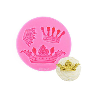Crown Silicone Mold NY Cake Silicone Mold - Bake Supply Plus
