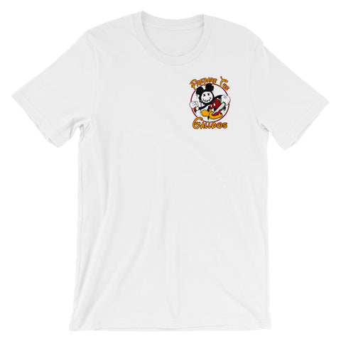 Mickey Thrill Kill - A | Short-Sleeve Unisex T-Shirt
