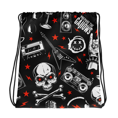 SHOCK | Drawstring bag