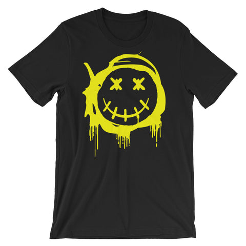 DRIP - Yellow | Short-Sleeve Unisex T-Shirt