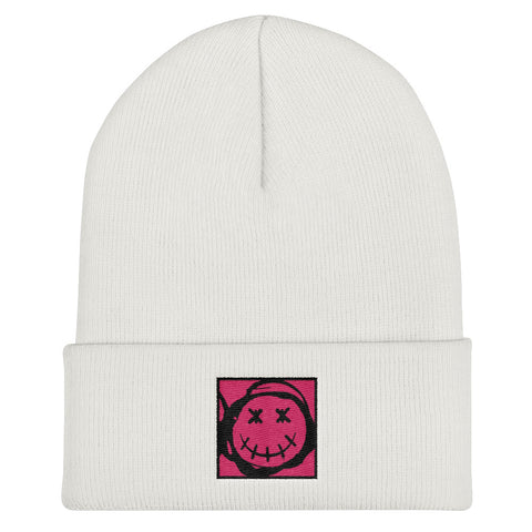 Happy Box - F | Cuffed Beanie