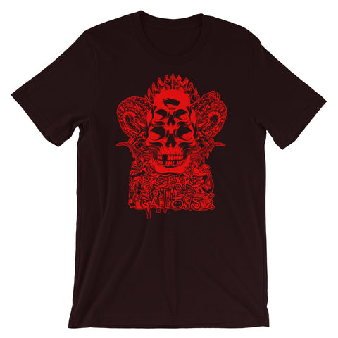 DEMONIA - D | Short-Sleeve Unisex T-Shirt