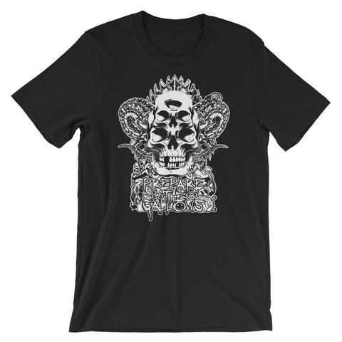 DEMONIA - B | Short-Sleeve Unisex T-Shirt
