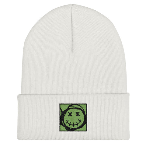 Happy Box - J | Cuffed Beanie