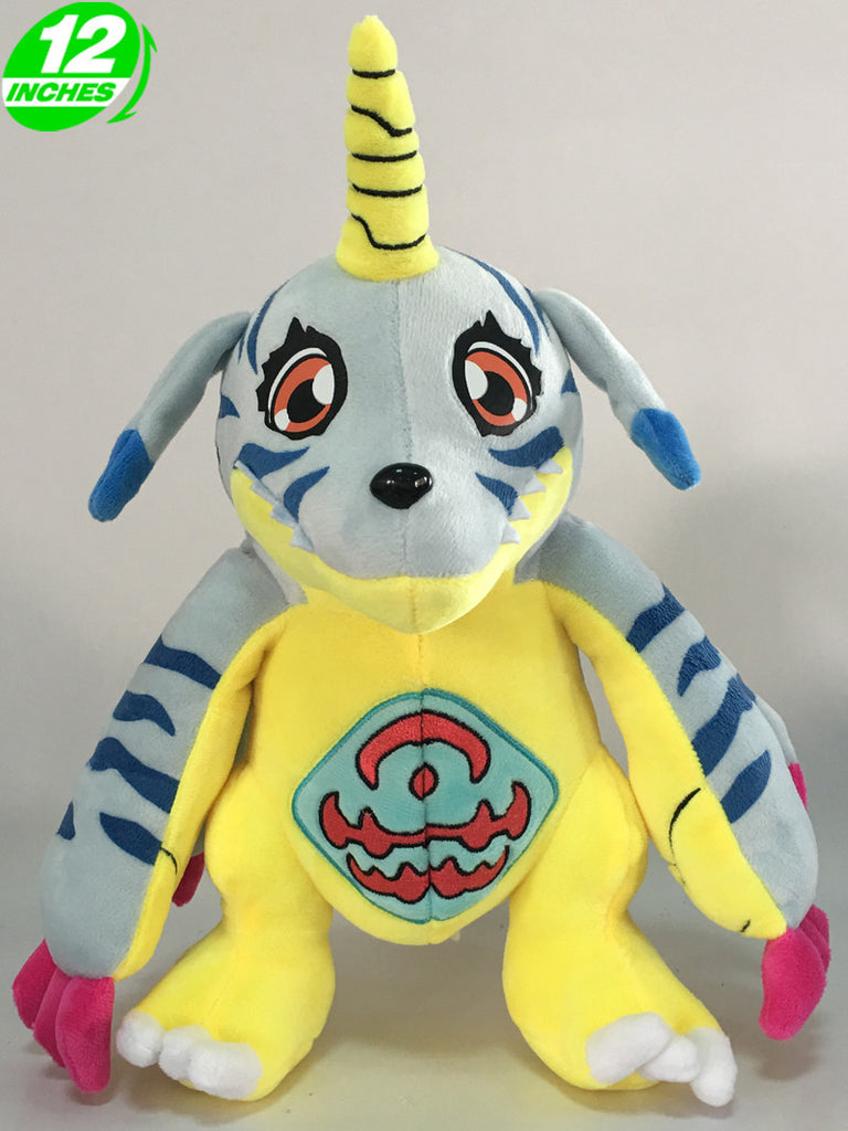 Digimon Adventure Gabumon Plush Doll DAPL1011 - Anime Wholesale From China