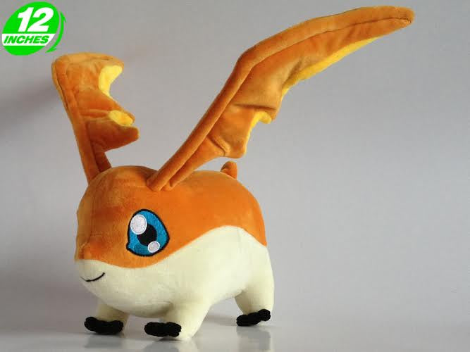 Digimon Adventure Patamon Digimon Plush Doll DAPL8004 - Anime Wholesale From China