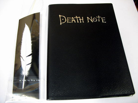 Death Note Book and ballpen Sets DNBK4062 - Anime Wholesale From China