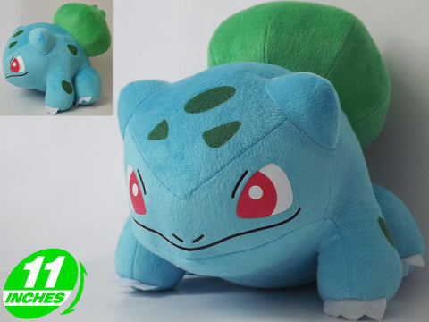 Pokemon Bulbasaur Plush Doll PNPL5067 - Anime Wholesale From China