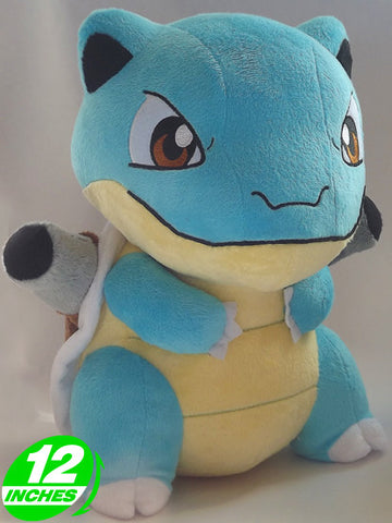 Pokemon Blastoise Plush Doll PNPL6074 - Anime Wholesale From China