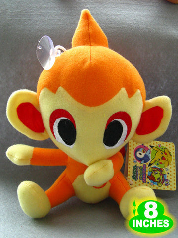 Pokemon Chimchar Plush Doll PNPL6561 - Anime Wholesale From China