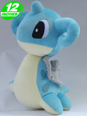 Pokemon Lapras Plush Doll PNPL7091 - Anime Wholesale From China