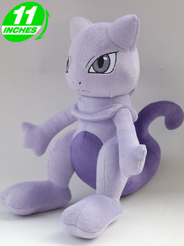 Pokemon Mewtwo Plush Doll PNPL7106 - Anime Wholesale From China