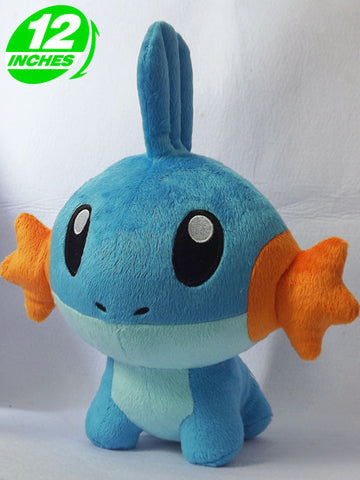 Pokemon Mudkip Plush Doll PNPL8005 - Anime Wholesale From China