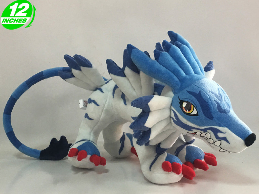 Digimon Adventure Garurumon Plush Doll DAPL PNPL8026 - Anime Wholesale From China