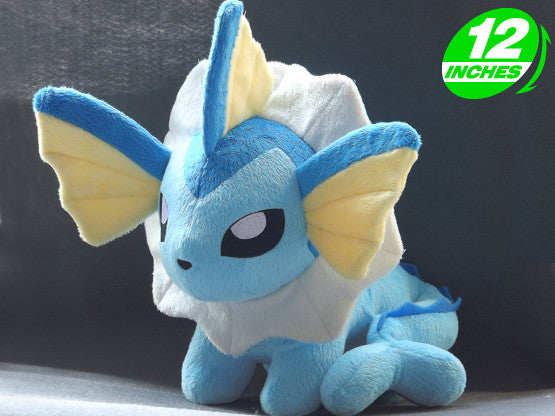 Pokemon Vaporeon Plush Doll PNPL8043 - Anime Wholesale From China
