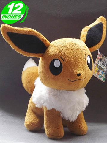 Pokemon Eevee Plush Doll PNPL8045 - Anime Wholesale From China