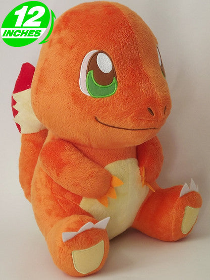 Pokemon Charmander Plush Doll PNPL8057 - Anime Wholesale From China