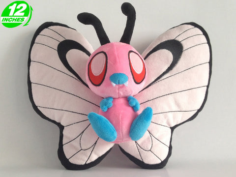 Pokemon Butterfree Plush Doll PNPL8205 - Anime Wholesale From China