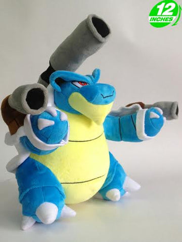 Pokemon Mega Blastoise XY Plush Doll PNPL8215 - Anime Wholesale From China