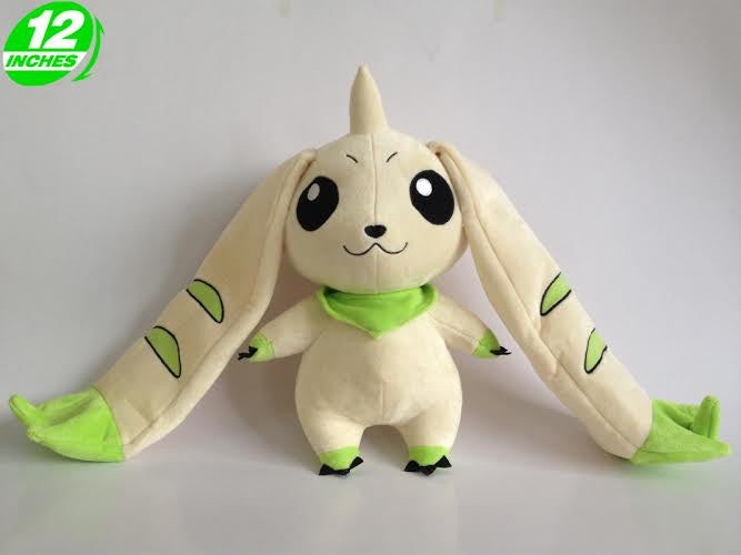 Digimon Terriermon Plush Doll DAPL PNPL8244 - Anime Wholesale From China
