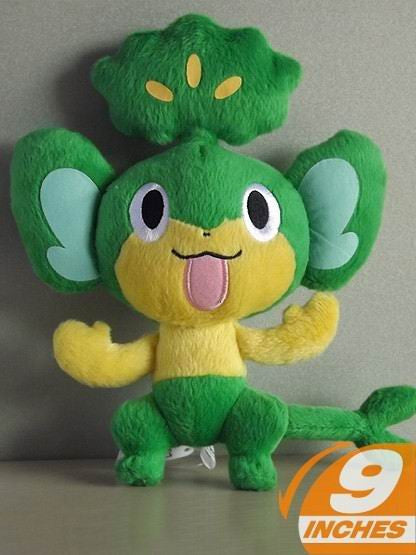 Pokemon Pansage Plush Doll PNPL8530 - Anime Wholesale From China