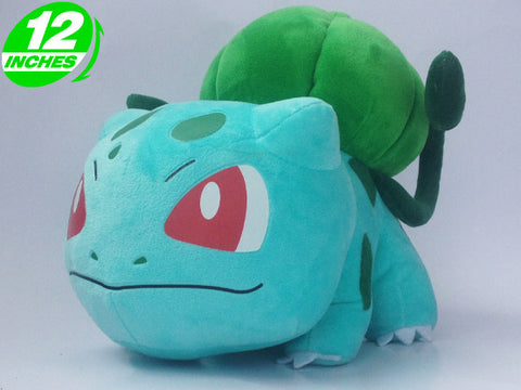 Pokemon Bulbasaur Plush Doll PNPL8668 - Anime Wholesale From China