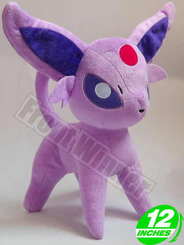 Pokemon Espeon Plush Doll PNPL9083 - Anime Wholesale From China