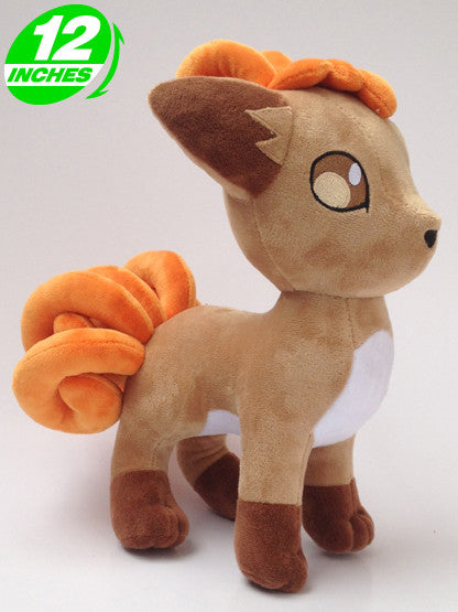 Pokemon Vulpix Plush PNPL9156 - Anime Wholesale From China