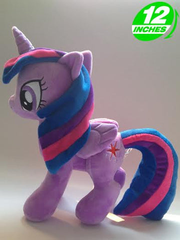 My Little Pony TWILIGHT SPARKLE Plush Doll POPL1888 - Anime Wholesale From China