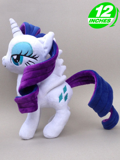 My Little Pony Rarity Plush Doll POPL6008 - Anime Wholesale From China