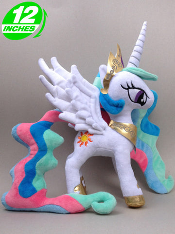 My Little Pony Princess Celestia Plush Doll POPL6009 - Anime Wholesale From China